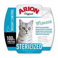 Arion Original Cat Sterilized 70g