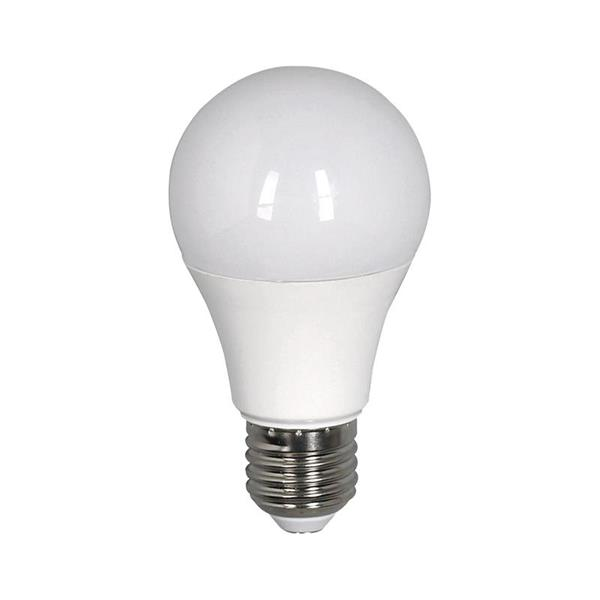 E27 9W 3000K LED-POLTTIMO