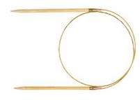 Pyöröpuikko bambu 40 cm 3,5 mm
