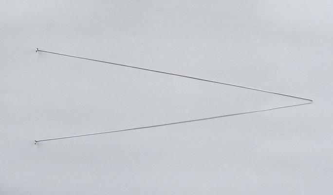 Garnfjær finstrikk 4,5 og 3,6 mm