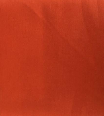 Perlebomull, rødorange 031