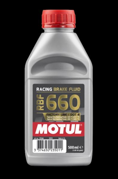 MOTUL RBF 660 FACTORY LINE RACING BRAKE FLUID
