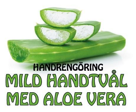Total Mild Handtvål med Aloe Vera 1L