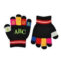 Handske Magic Gloves Barn Flerfärgad