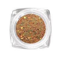 KN- Jar glitter APRICOT