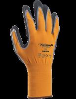 Handske Supreme strl 9 or/grå/sv