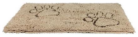 Hundeteppe, Dirt Absorbing Mat 80x55cm beige