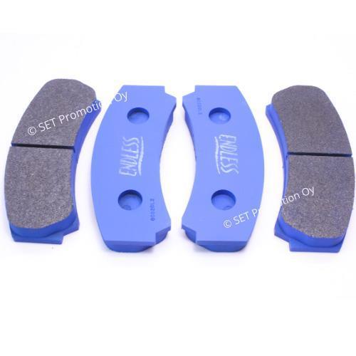 J 4 PLAQUET AV ENDLESS - Set brake pads-ENDLESS DV2