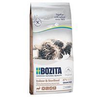 Bozita Indoor&Sterilised GF Ren 400g