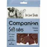 Companion Soft Cubes Oxhjärta 80g