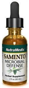 Samento Microbial Defense 60 ml