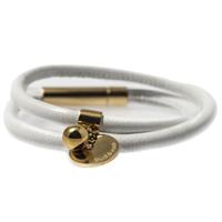 ARMBAND   TRACE WHITE/GOLD