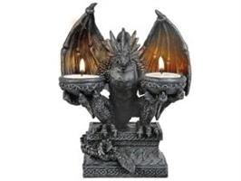 Dragon tuikkuteline  / pöytäkoriste