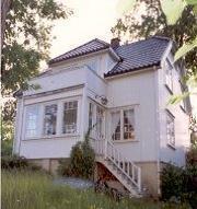 Hans Gudesgate 5, bygget 1929. Kilde: Privat eie. Flavio D. Andersen, Horten