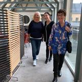 Britta Ivarsson Possnert, Pia F Davidson, Birgitta Backlund