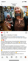 Fint Instagram-inlägg!