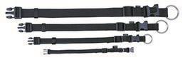 Halsbånd, Classic 22-35cm XS-S svart