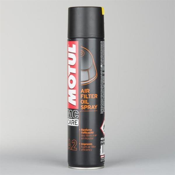 MOTUL A2 AIR FILTER OIL SPRAY 0,4L