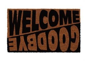 Dörrmatta Kokos Welcome 45*75