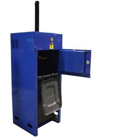 Kärlpress för vanliga 190-240 liters kärl