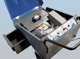 Eller batteridrift utan avgaser