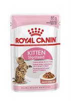 RC FHN Kitten Sterilised Gravy 12x85g