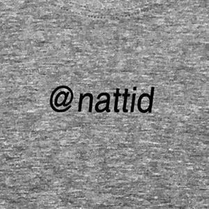 Grå @nattid t-shirt 130/140 - REA