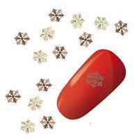 KN- THIN Snowflake GOLD / Christmas