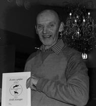 Årets sjåfør 2012: Rolf Hauge