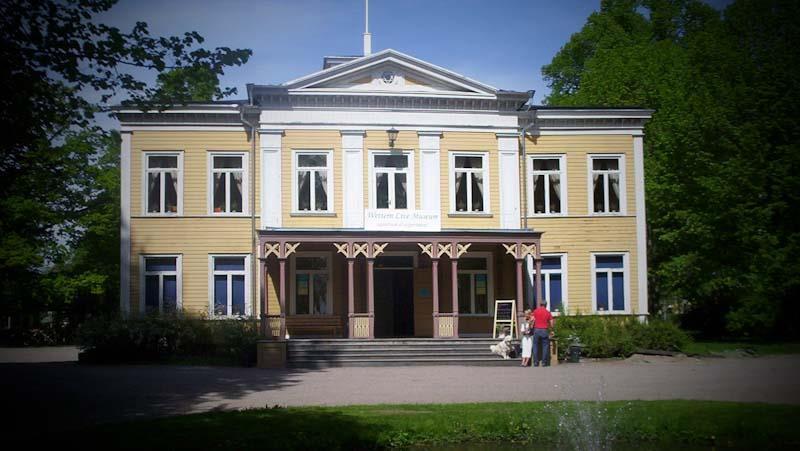 Experimenthuset i Stadsparken