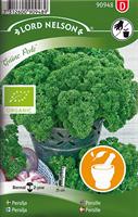 Persilja, Mosskrusig, Grune Perle, Organic