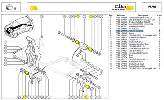 FLEXIBLOC SUPT MOTEUR - Flexible mounting