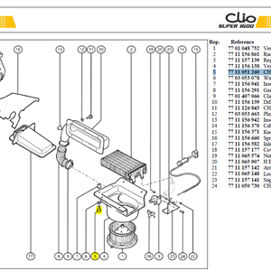 VIS CHCM6-100   LG25 CL10.9