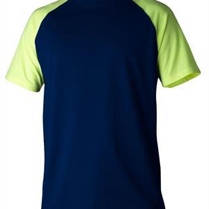 T-shirt 225 svart/gul M