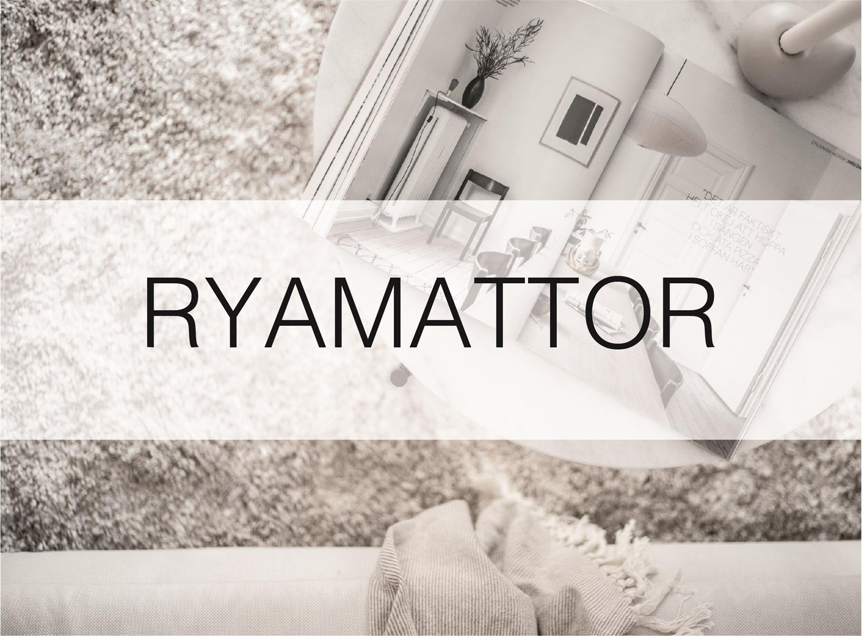 Ryamattor