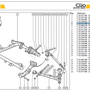 VIS CHC 14X200 LG:50 CL:12,9 - CHS Bolt M14-50 cl:12.9