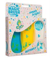 Borste Magicbrush Blandade Färger