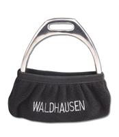 Stigbygelskydd Waldhausen Svart 2-Pack