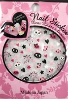 DL- Sticker Cute scull