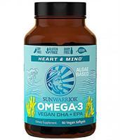 Omega-3 60 veganska kapslar Sunwarrior