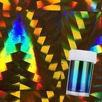 DM- Folie #88- 4 Holo Gold
