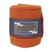 Lindor Fleece Schockemöhle Orange 4-Pack