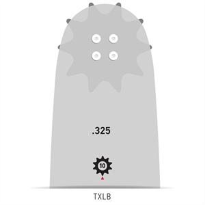 Oregon svärd 325 1,3mm 18tum