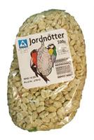 Jordnötter i påse 500g