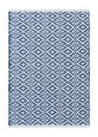 Koster Garnmatta Blå 135*195