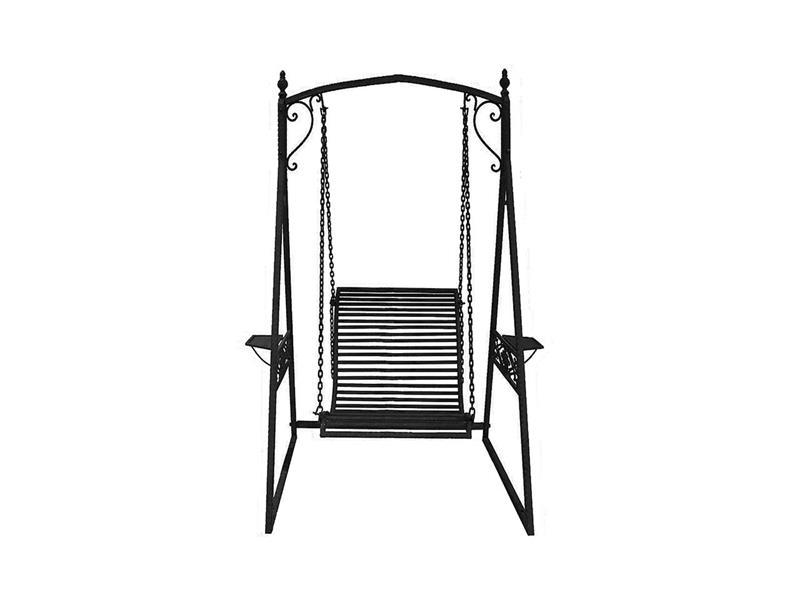 Swing enkelgunga svart
