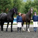 Nordreisa Rideklubbs hestelag