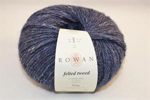 Rowan felted tweed 178