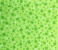 Lys grønn m/ kryss