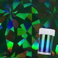 DM- Folie #87- 3 Holo Green